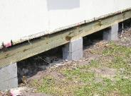 Footing, Piers, & Beam Replacement